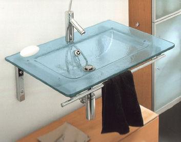 Emejing lavabo salle de bain en verre gallery design for Lavabo en verre salle de bain